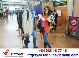Get a VISA TO VIETNAM? E-visa 2018