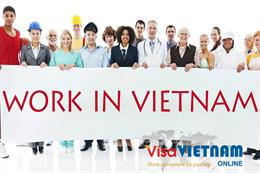 How to apply vietnam working permit for foreigner